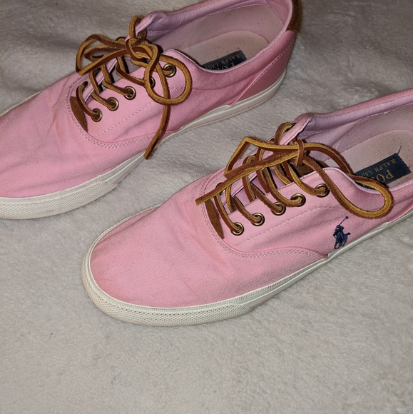 Polo by Ralph Lauren Shoes   Mens Pink